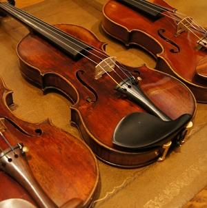 オールドヴァイオリン(ドイツ) Neuner & Hornsteiner (ガルネリ・デル・ジェス)