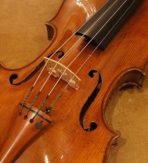 オールドヴァイオリン (ドイツ) Old  German violin  ca.1880