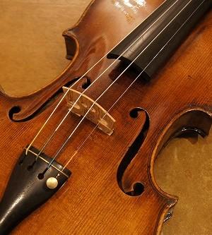 オールドヴァイオリン(ドイツ)Old  German Master violin  ca.1850