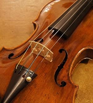 オールドヴァイオリン(フランス) Old French Master violin ca.1820