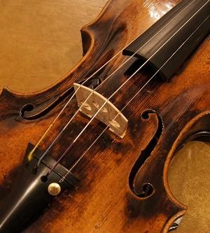 オールドヴァイオリン(オーストリア、ウィーン)Old Viennese violin  ca.1820