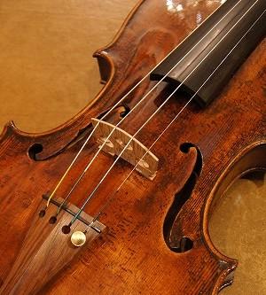 オールドヴァイオリン(ドイツ)Old  German violin  ca.1880