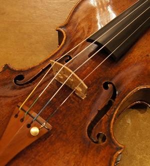 オールドヴァイオリン(オーストリア、ウィーン)Johann Chrstoph Leidolff  1757