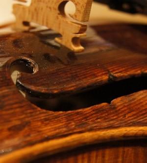オールドヴァイオリン(オーストリア、ウィーン) Mathias Thir  1777