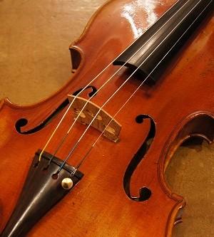 モダンヴァイオリン(フランス)Modern  French violin  J&P.Diter 1900