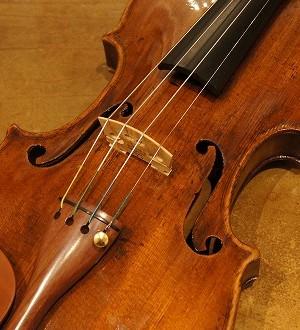 オールドヴァイオリン(フランス)Old French violin ca.1800