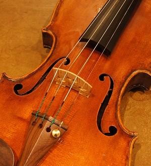 モダンヴァイオリン(フランス) Modern French violin ca.1900