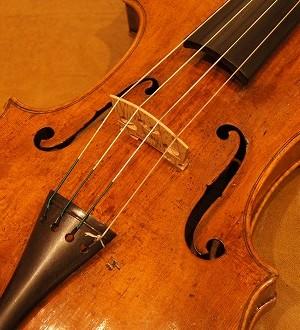オールドヴァイオリン(ドイツ)Sbastian Klotz(セバスチャン・クロッツ) ca.1760