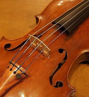 オールドヴァイオリン(イギリス)James Preston(ジェームス・プレストン)ca.1770