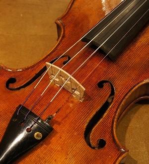 モダンヴァイオリン(ドイツ)Otto Bruckner  (オットー・ブルックナー) ca.1910