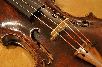 オールドヴァイオリン(ドイツ) Johann Gottfried HAMM ca.1800 入荷!