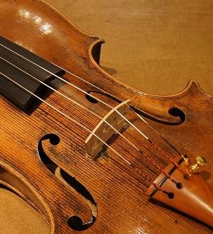 オールドヴァイオリン(フランス)Atelier Caussin(クサン工房製) ca.1880