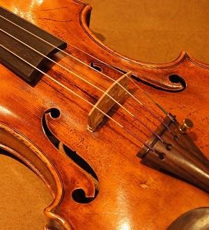 オールドヴァイオリン(フランス) Francois.H.Caussin(フランソワ・H・クサン) ca.1880