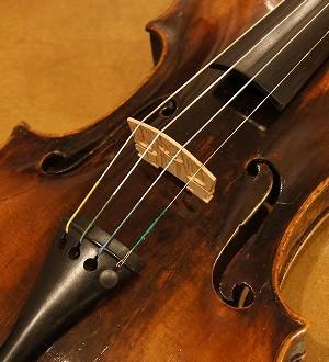 オールドヴァイオリン(オーストリア)Johann Georg Thir ca 1770