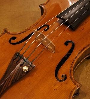オールドヴァイオリン(ドイツ) Gebruder Wolff (ウルフ兄弟)1887