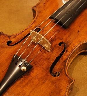 オールドヴァイオリン(ドイツ)Aegidius Klotz(エギディウス・クロッツ) ca.1780