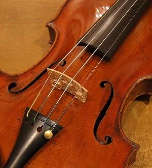 オールドヴァイオリン(ドイツ)Franz Knitl (フランツ・ニトル) ca.1780