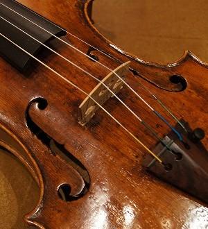 オールドヴァイオリン(ドイツ)Old German Master violin  ca.1760