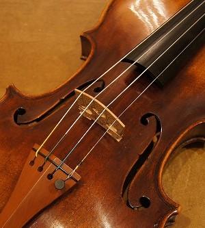 オールドヴァイオリン(オランダ)Old Dutch violin  ca.1830
