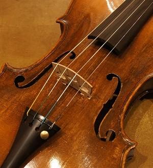 オールドヴァイオリン(フランス)Jean Laurent Mast(ジャン・ローレン・マスト) ca.1780