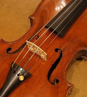 モダンヴァイオリン(イギリス) ca.1890