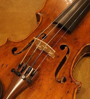 オールド分数ヴァイオリン(ドイツ)Old German violin 3/4 size ca.1840