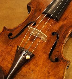 オールドヴァイオリン(フランス)Old French violin. Mircourt. ca.1830