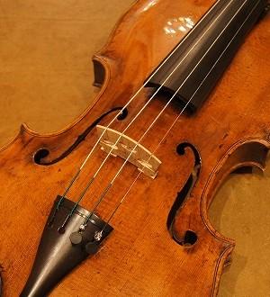 オールドヴァイオリン(ドイツ)Old German Master violin  ca.1780