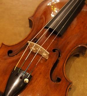 オールドヴァイオリン(ドイツ)Old  German violin Seitz family ca.1800