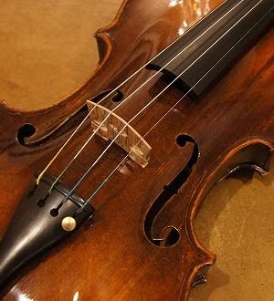 オールドヴァイオリン(フランス)Old French violin. Mircourt. ca.1790