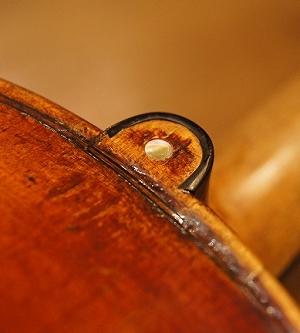 オールドヴァイオリン(ドイツ) Neuner & Hornsteiner 1857