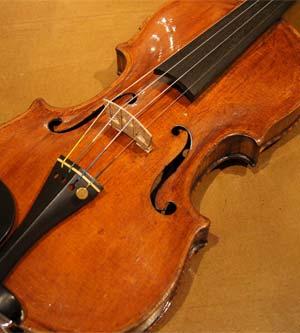 オールドヴァイオリン(イギリス) Thomas Dodd ca1850