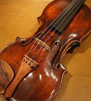 オールドヴァイオリン(ドイツ) ca 1800 入荷!