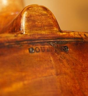 """オールドヴァイオリン(イギリス) """"Goulding"""" ca.1800"""