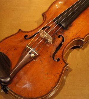 オールドヴァイオリン(イギリス) Locky Hill, ca 1790
