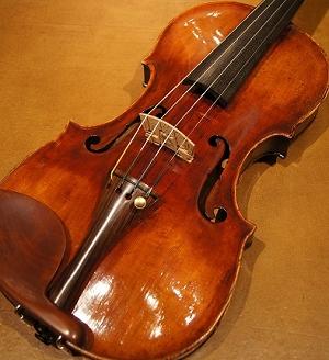 オールドヴァイオリン(ドイツ)  Josepf Hornsteiner ca 1760 入荷!