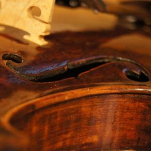 オールドヴァイオリン(ドイツ)これぞオールド! Josepf Hornsteiner ca 1760 入荷!