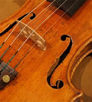 オールドヴァイオリン(フランス) Nicolas Lupot, 1786