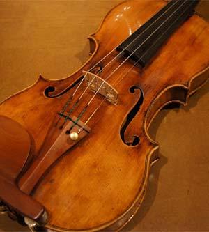 オールドヴァイオリン(イタリア)Pietro Giovanni Mantegaza, ca 1780