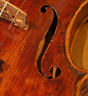 オールドヴァイオリン(ドイツ) Neuner & Hornsteiner 1880