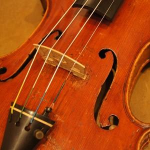 オールドヴァイオリン(ドイツ)間違いのない Neuner & Hornsteiner ca1880