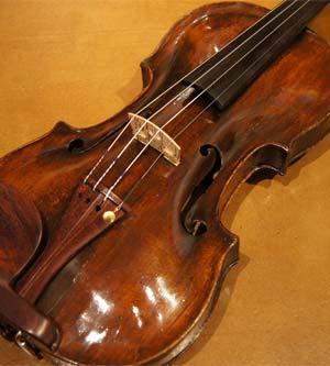 オールドヴァイオリン(オーストリア) Michael Andreas Partl 1733