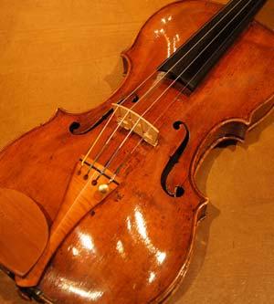 オールドヴァイオリン(ドイツ) Sebastian Klotz ca 1760 入荷!