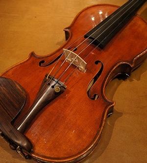 オールドヴァイオリン(ドイツ) Schuster  1918 極上品 入荷!