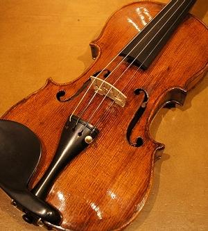 オールドヴァイオリン(ドイツ) ca 1850 入荷!