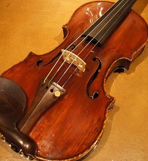 オールドヴァイオリン(イギリス) John Wilkinson (Vuillaume Model) 1925